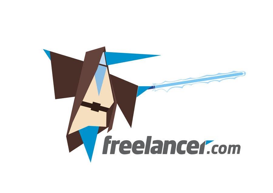 Bài tham dự cuộc thi #58 cho Freelancer.com hummingbird as a jedi !