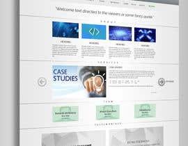 laczkomate tarafından Design a Website Mockup için no 1