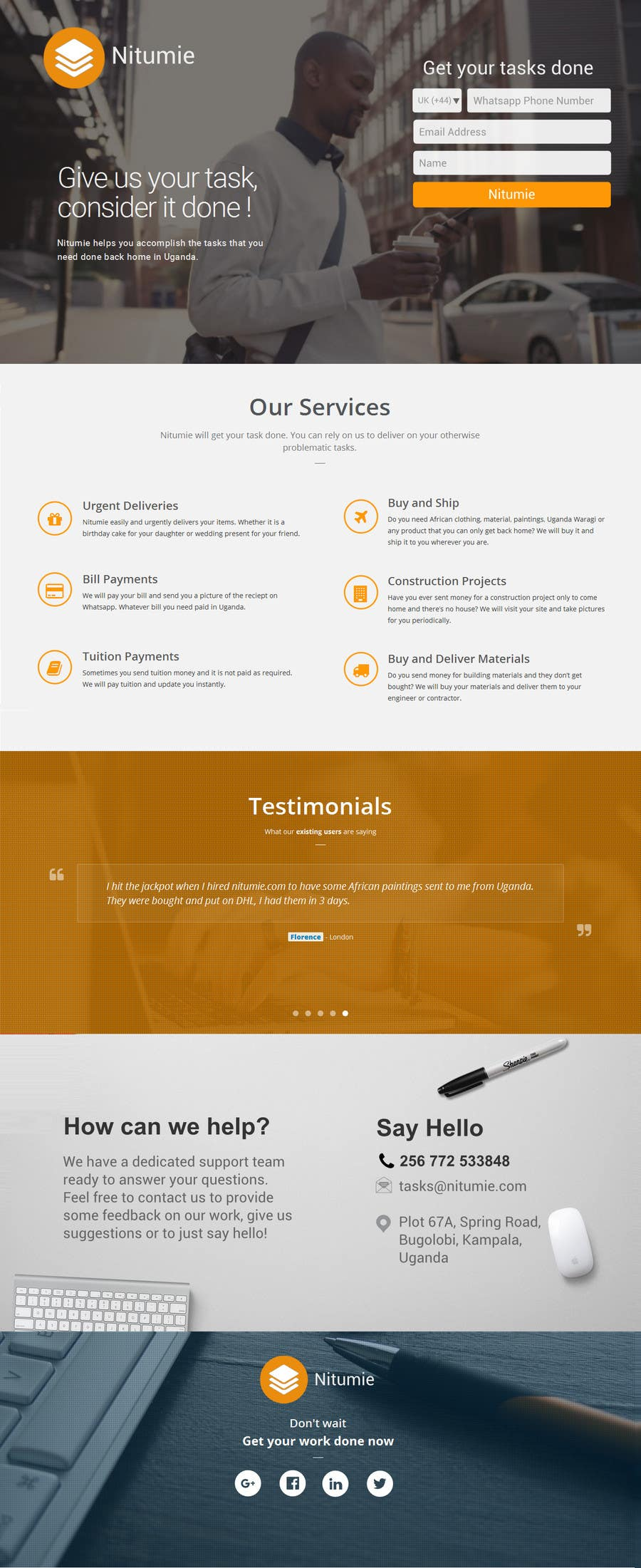 Entry 14 By Sharmavn889 For Simple 1 Webpage Design Logo Produce Html Css Files Freelancer