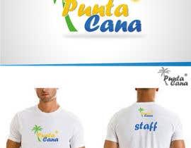 "plmedina25 tarafından Diseñar una camiseta ""Punta Cana"" için no 33"