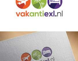Artplant tarafından Ontwerp een Logo voor vakantiexl.nl için no 20