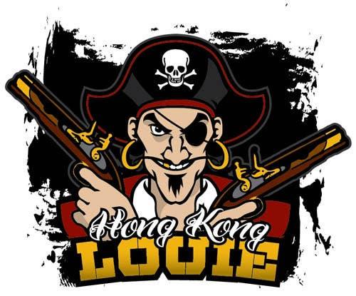 Inscrição nº                                         6                                      do Concurso para                                         Hong Kong Louie