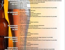 designart65 tarafından Design a 1 page - two sided sponsorship flyer için no 2