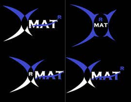#458 for Logo for X-MAT® by Adi10a26