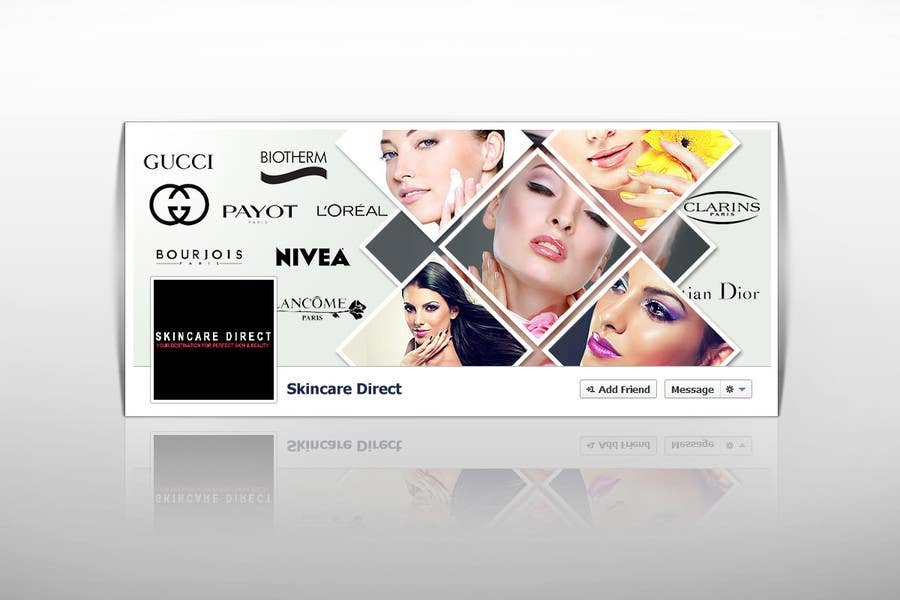 #28 for Design a Banner for FaceBook by photogra