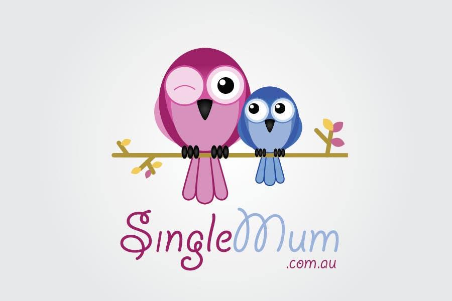 Συμμετοχή Διαγωνισμού #286 για Logo Design for SingleMum.com.au