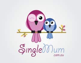 #286 สำหรับ Logo Design for SingleMum.com.au โดย snjegy