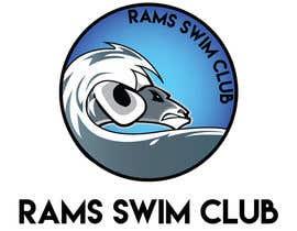 hmzdesigns tarafından Swim Club Logo için no 17