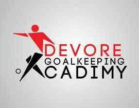 aminelatroch tarafından Devore Goalkeeping Academy için no 7