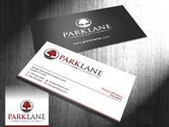 Entry # 31 for Business Card Design for Park Lane Financial by
