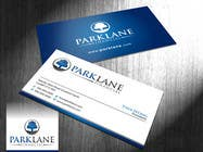 Contest Entry #39 for Business Card Design for Park Lane Financial