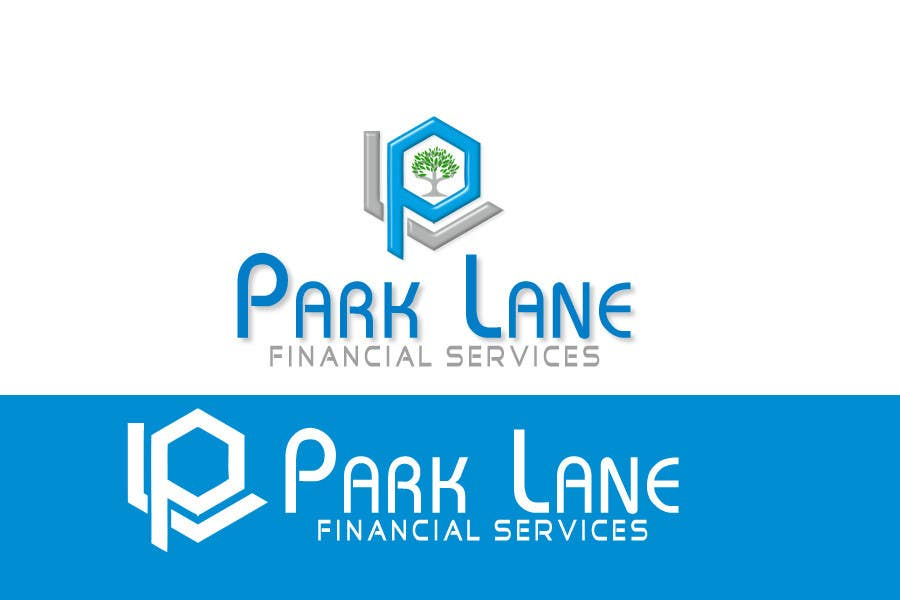 #24 for Business Card Design for Park Lane Financial by xyberlord