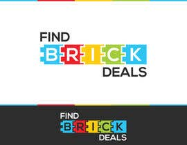 #22 for Design a Logo For Our Toy Bricks Price Comparison Site by useffbdr