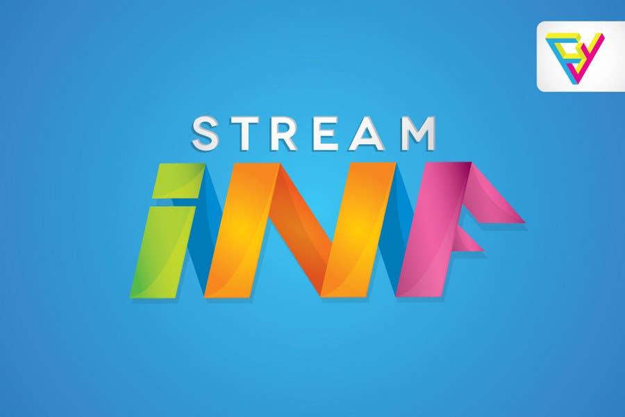Inscrição nº                                         70                                      do Concurso para                                         Logo Design for Live streaming service provider