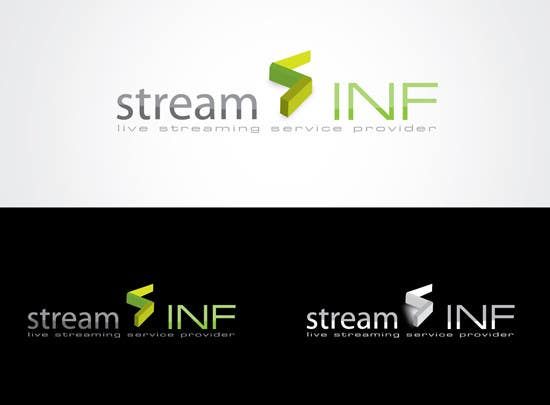 Contest Entry #                                        57                                      for                                         Logo Design for Live streaming service provider