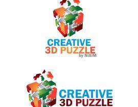 nIDEAgfx tarafından Logo Design for: creative 3D puzzle by NiXiM için no 50