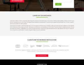 #10 untuk Build a Website's Design for a Digital Agency oleh uniqueclick