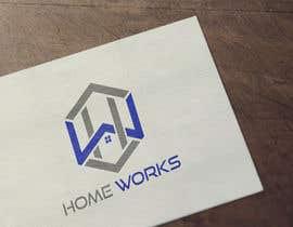 scroob tarafından Design a Logo - HomeWorks için no 47