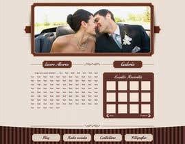 #3 para Diseño de un Prototipo Web para wedding planner de plmedina25