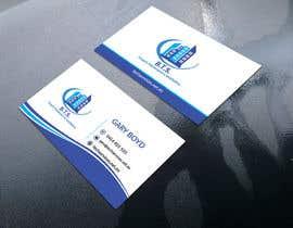 patitbiswas tarafından Design some business cards + logo için no 24