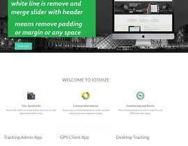 cptarun tarafından Change Landing Page Design için no 1