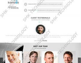 findprojects tarafından Build a Website for Kamodo Design için no 1