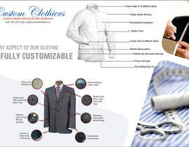 #10 for postcard for a custom clothing company - 2 sided by avinash9246
