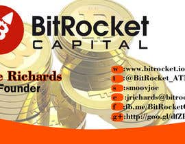 Selverntaylor tarafından Design some Business Cards for Bitcoin company için no 22