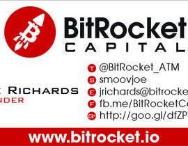 harrierk tarafından Design some Business Cards for Bitcoin company için no 13