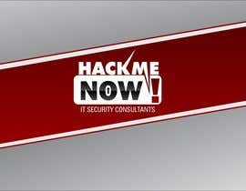 #300 para Logo Design for Hack me NOW! por oxygenwebtech