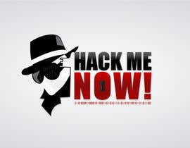 #334 para Logo Design for Hack me NOW! por Clacels