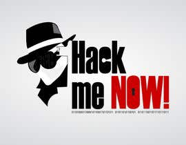#201 para Logo Design for Hack me NOW! por Clacels