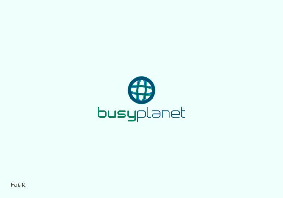 Конкурсная заявка №19 для Logo Design for BusyPlanet