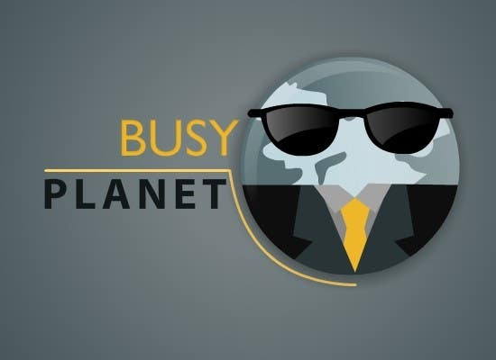 Конкурсная заявка №28 для Logo Design for BusyPlanet