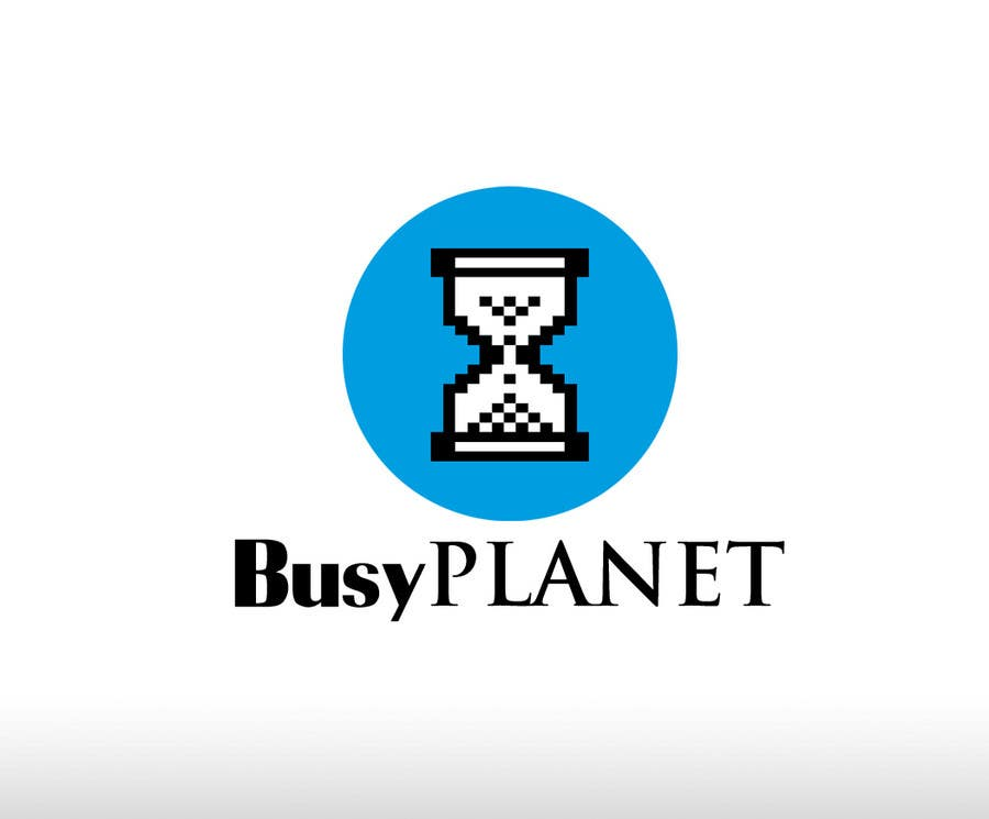 Конкурсная заявка №111 для Logo Design for BusyPlanet