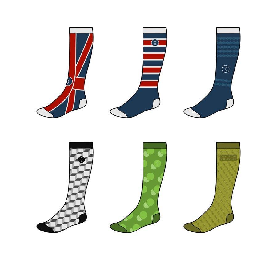 Konkurrenceindlæg #8 for Cycling Sock Concept Design Contest