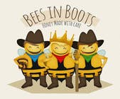 Graphic Design Contest Entry #139 for Bees in Boots Logo Design