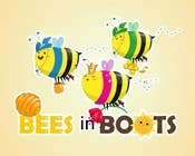 Graphic Design Contest Entry #103 for Bees in Boots Logo Design