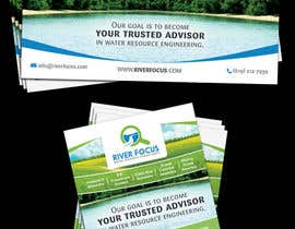 #38 for Design Advertisements for a Water Resources Consulting Firm af csoxa
