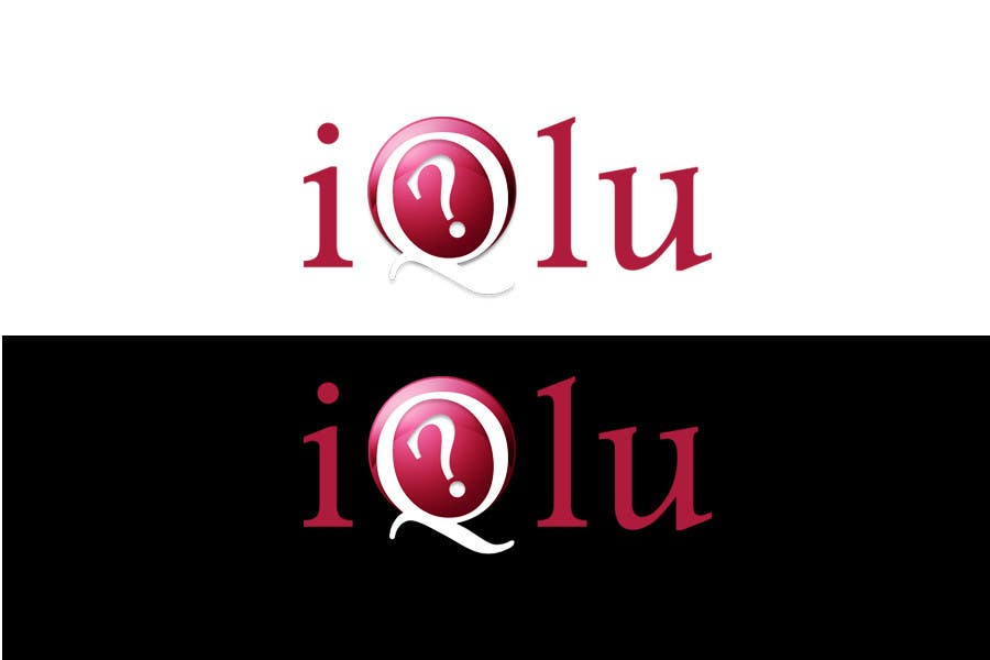 Inscrição nº                                         306                                      do Concurso para                                         Logo Design for Idea and Daughter - working on the project iQlu