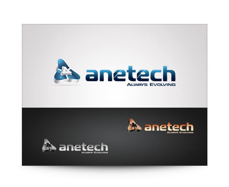 Конкурсная заявка №496 для Logo Design for Anetech