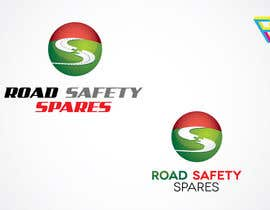 #52 para Logo Design for Road Safety Spares por Ferrignoadv