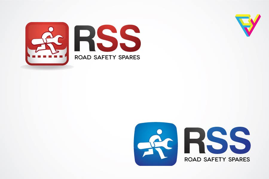 #74 for Logo Design for Road Safety Spares by Ferrignoadv