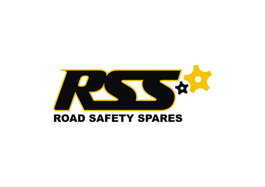 Entri Kontes #111 untukLogo Design for Road Safety Spares