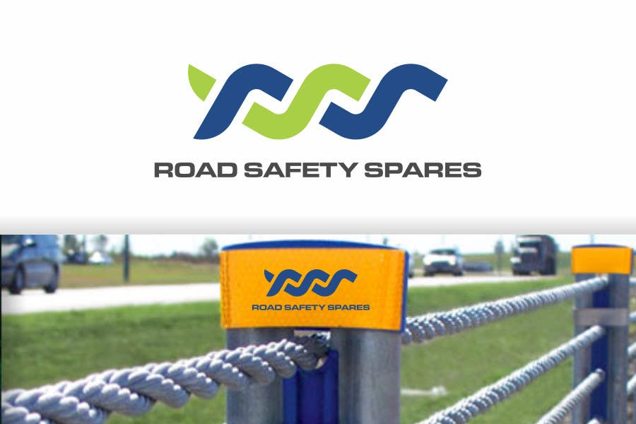 Entri Kontes #101 untukLogo Design for Road Safety Spares