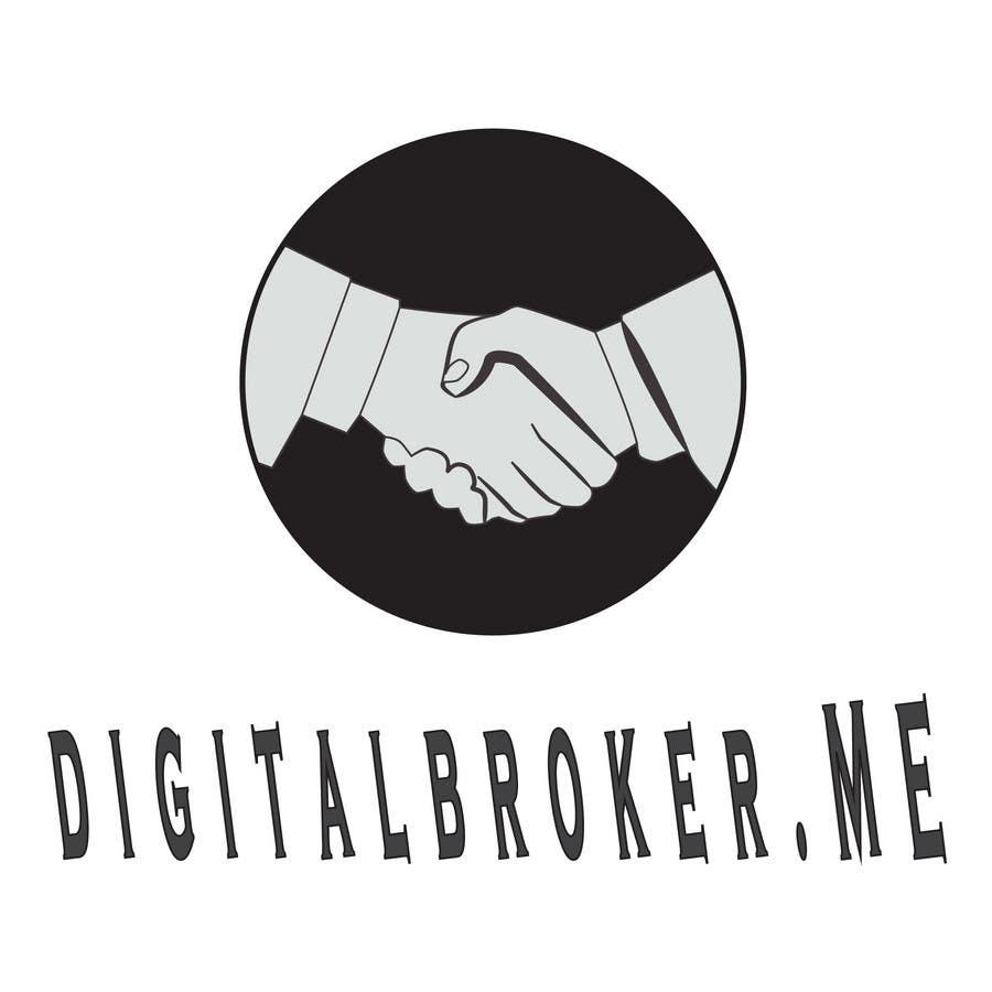 Contest Entry #82 for Graphic Design for DigitalBroker.me