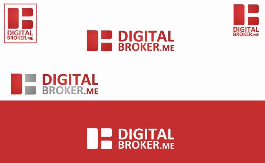 Конкурсная заявка №50 для Graphic Design for DigitalBroker.me