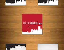 #51 for Graphic Design for DigitalBroker.me af EndorphinDesign
