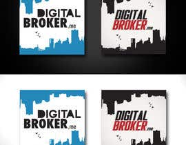 #68 for Graphic Design for DigitalBroker.me af EndorphinDesign