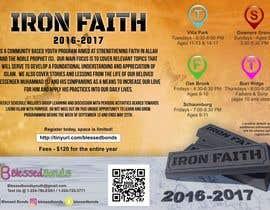 suryaimelanda tarafından Flyer Iron Faith 2016-2017 için no 31